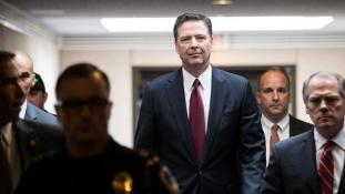 Kirúgott FBI-igazgató: Trump egy maffiafőnök