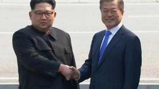 Új korszak a két Korea kapcsolatában