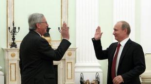 Juncker: Oroszország nélkül nincs európai biztonság