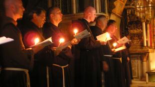 800 éve őrzik a kereszténység szent helyeit Jeruzsálemben a ferencesek