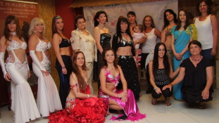 29. Savannah Bellydance Night a Lalibela étteremben