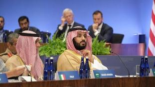 Szaúd-Arábia erős embere szerint Izraelnek joga van saját államhoz