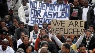 Izrael mégsem küld afrikai migránsokat Európába és Kanadába