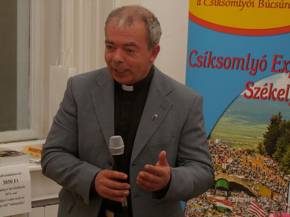 Kádár Sándor atya