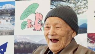 113 éves japán férfi a világ legöregebb embere – videó