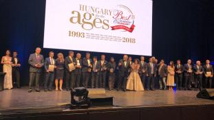 Kiosztották a Best of Budapest and Hungary díjait
