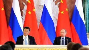 Trump politikája közelebb hozza egymáshoz Kínát és Oroszországot
