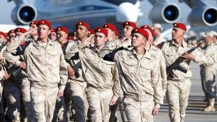 Riadókészültségben Szíria hadserege