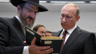 Putyin imádja a maceszt