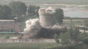 Észak-Korea felrobbantotta az atomkísérletek helyszínét