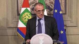 Politikai káosz Olaszországban