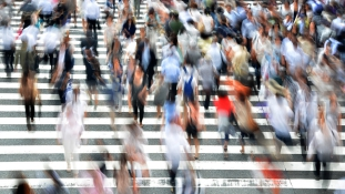 A japánok megszenvedik az országot elözönlő külföldi turistákat