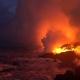 Egyre több láva ömlik a Kilauea tűzhányóból – videó