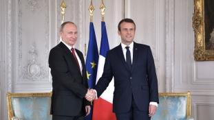 Macron: Oroszország Európához tartozik