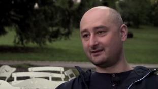 Meggyilkoltak egy orosz újságírót Kijevben