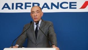 Lemondott az Air France-KLM főnöke – videó