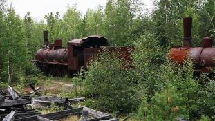Sínek a semmibe: így fest ma Sztálin elfeledett sarkköri vasútvonala, melyet Gulag-foglyok százezrei építettek