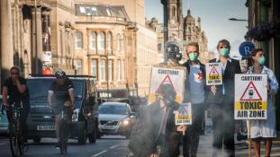 7 millió embert öl meg évente a légszennyezés a világon