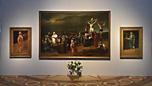 Munkácsy Mihályt ünneplik Szentpéterváron
