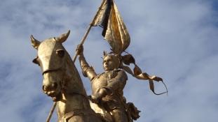 Lehet-e Jeanne d'Arc fekete?