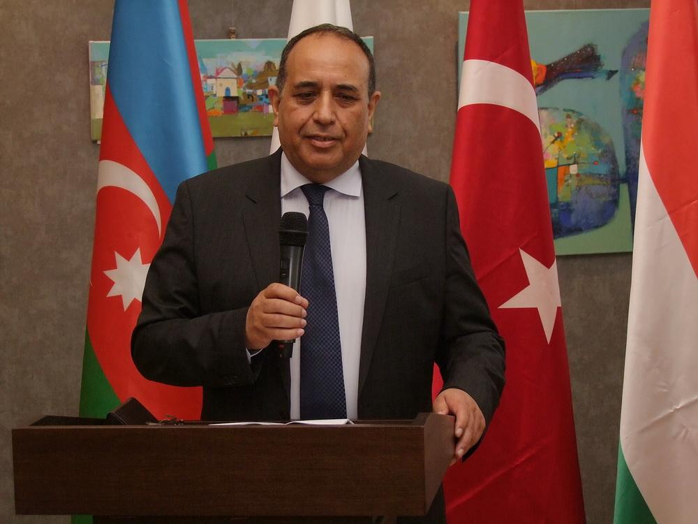 Azerbajdzsán nagykövete H.E.Vilayat Guliyev