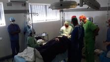 Műtétek előtt és után – hétvége Malawiban