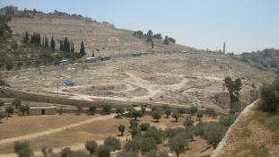 Dédanyja sírját is felkeresi Vilmos herceg, aki Izraelbe látogat