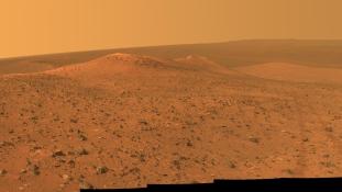 Hatalmas homokvihar a Marson, Opportunity bajban – videó