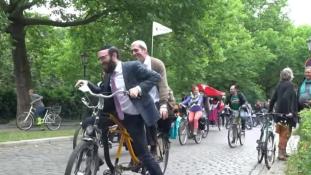 Muzulmán – zsidó tandem Berlinben