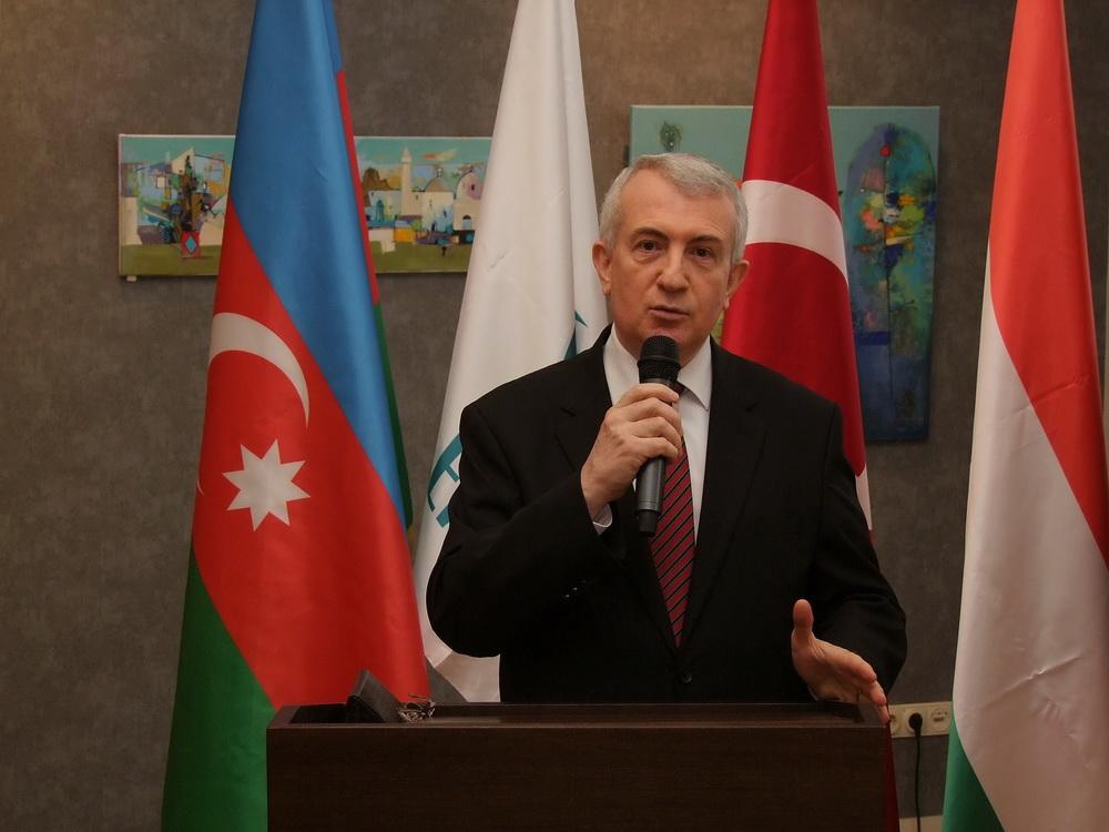 Törökország nemrég kinevezett nagykövete H.E. Ahmet Akif Oktay