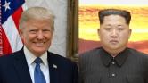 Trump – Kim Dzsongun: történelmi kézfogás Szingapúrban