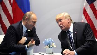 Putyin-Trump csúcs lesz?