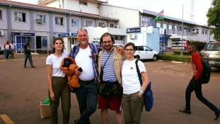 Pénzérme a nyelőcsőben – munkához látott Malawiban az új magyar orvosi misszió