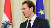 Kurz Izraelben: Ausztria sokáig késlekedett a felelősség elismerésével