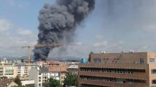 Brutális füst Budapesten (VIDEÓ)