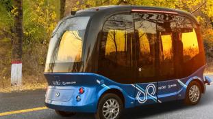Nagyüzemben gyártja az önjáró buszokat egy kínai cégóriás