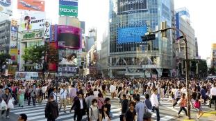Gyilkos hőhullám Japánban: 12 halott és 10.000 ember a kórházakban