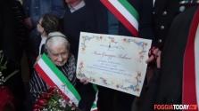 Egy 115 éves pugliai nagymama a legidősebb nő Európában