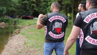 Betiltották a németországi Osmanen Germania motorosbandát