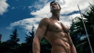 Budapesten castingol a nemzetközi hírű magyar férfimodell