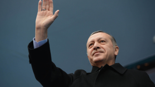 Erdogan fasiszta államnak nevezte Izraelt, Netanjahu visszaszólt