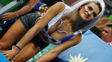 Csak ronda nők vagy szép fiúk lehetnek a fociközvetítésekben?