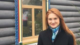Magas rangú pénzügyi vezetőkkel is találkozott az orosz kémnő