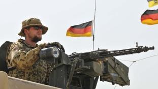 Több pénzt kap a Bundeswehr