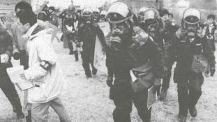 Kivégezték a terrorista szekta 7 tagját Japánban