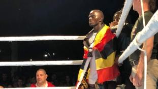 Ugandai bajnokot avattak Dunaújvárosban