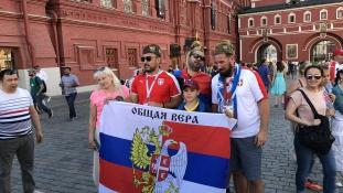 FIFA-büntetést kaptak az oroszok neonáci zászló miatt