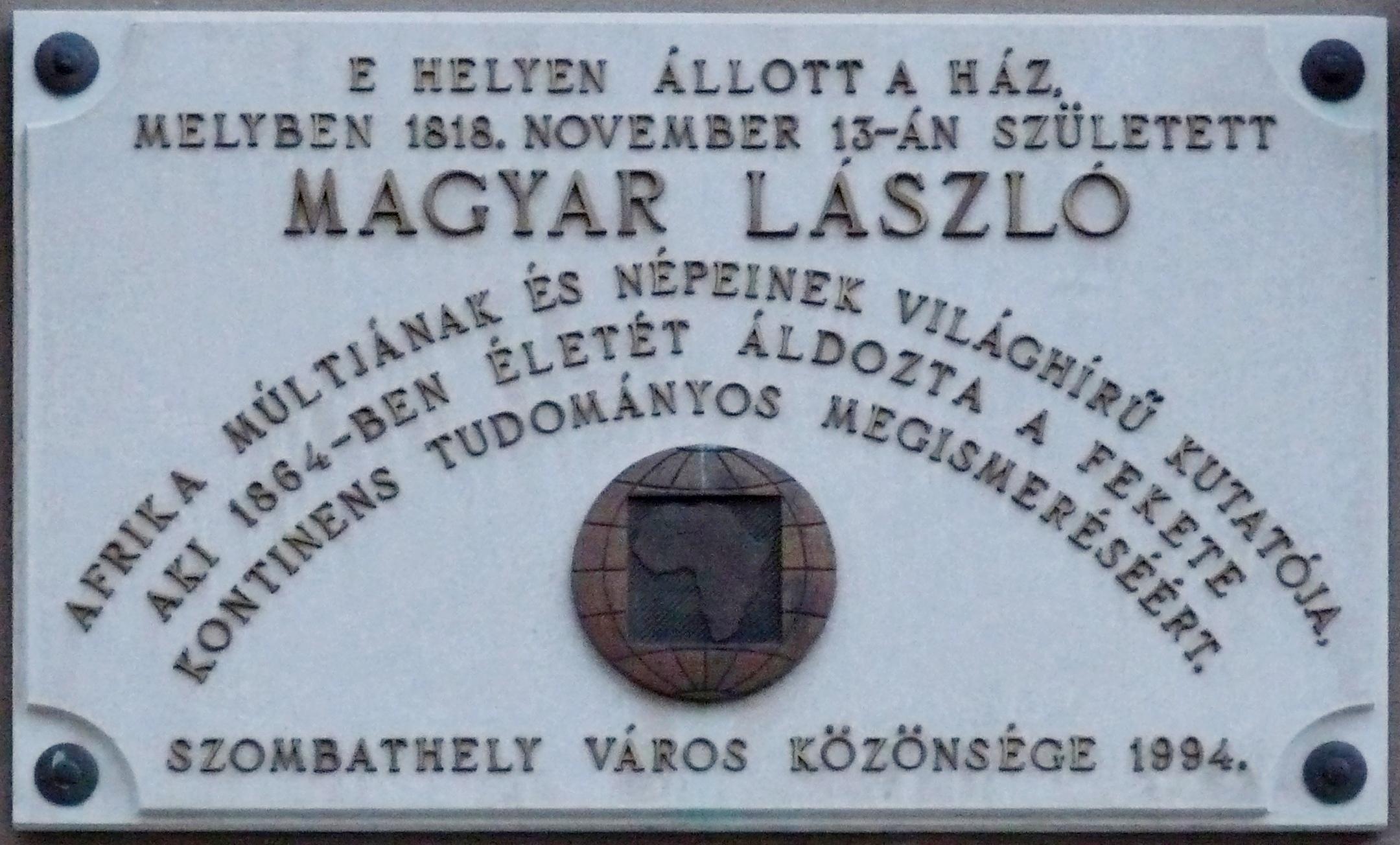 Magyar_László_plaque_Szombathely_Kossuth_Lajos29