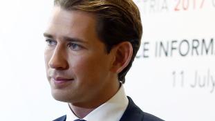 Ausztria fiatal kancellárja új irányt akar az EU közös politikájában