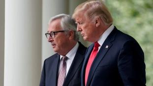 Európai-amerikai egyezség Kína ellen